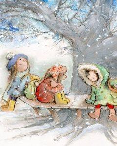 Bench Tree Kids meet up