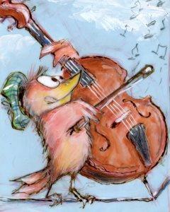 Shady Glen, Bird plays on