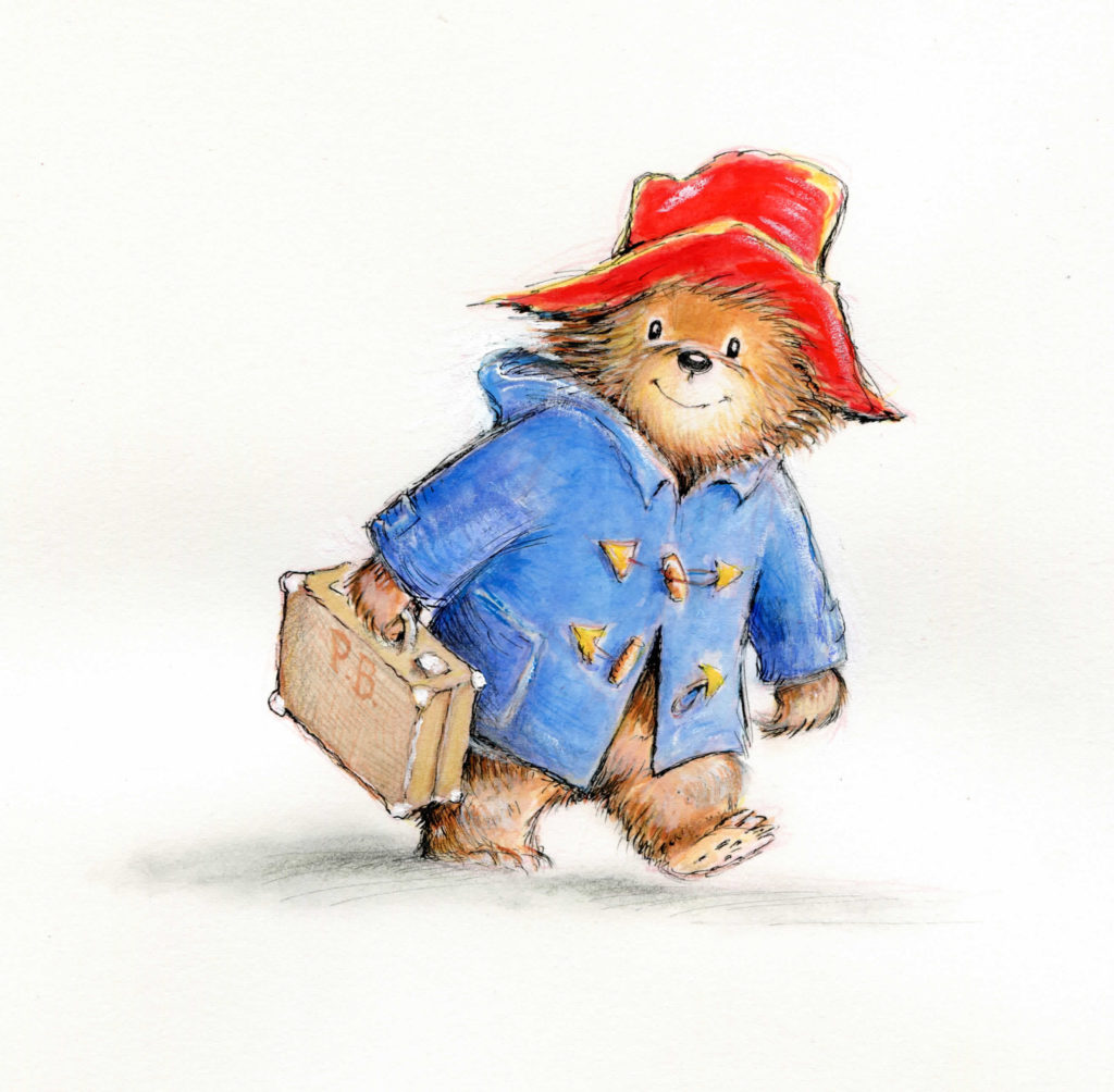 Paddington on the move!